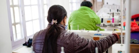 CREATING JOBS IN NEPAL
